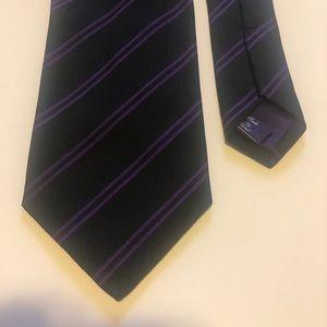 Classic Striped Tie by Ralph Lauren